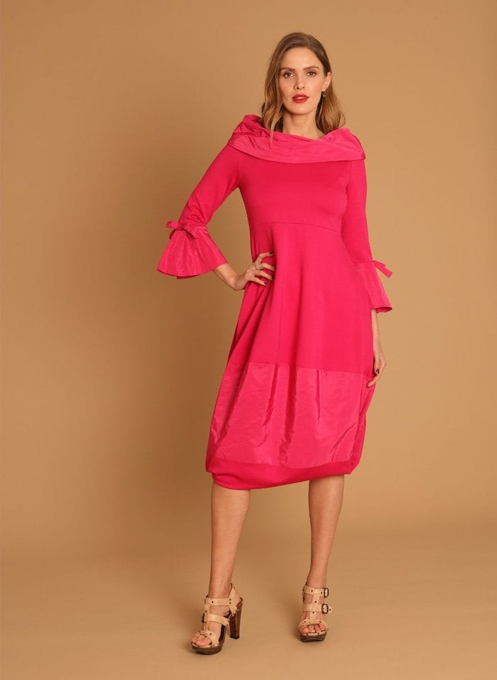 Pink dress by Latte