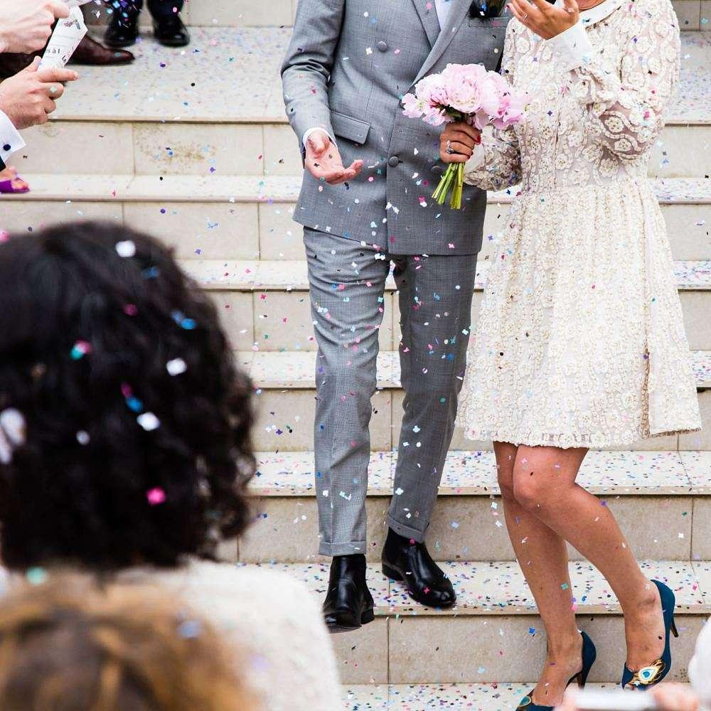 Peter Kaiser wedding shoes & handbags