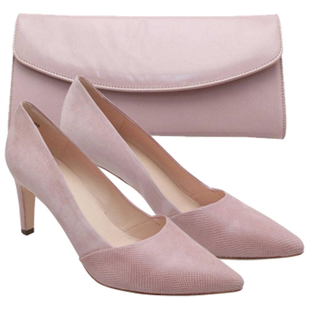 matching shoes and handbags