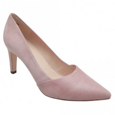 Peter Kaiser 2 Tone High Heel Pointed Toe Court Shoes
