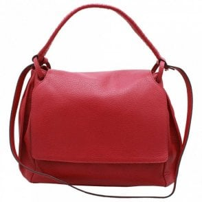 Adria Fold Over Flap Handbag