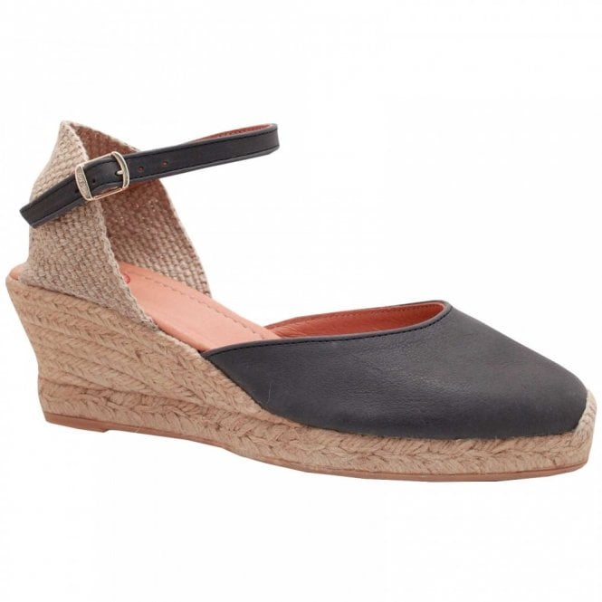 Toni Pons Ankle Strap Espadrille Wedge Sandal
