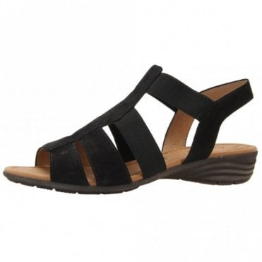 Armadale Elasticated Strappy Sandal