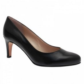Bene Classic Design Heeled Court Shoe