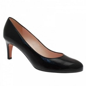 Bene Classic Heeled Court Shoe