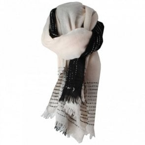 Black Swan Long Scarf