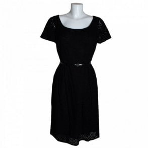 Fenn Wright Manson Brod/ang Blt Dress