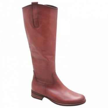 Brook - Slim Leg Long Boot