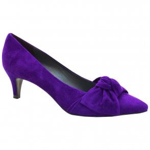 lilac court shoes uk