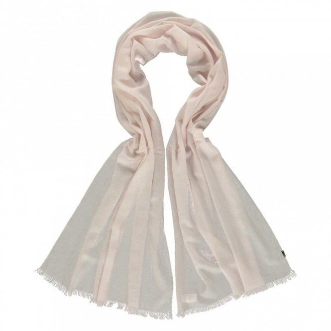 Fraas Cashmere Long Fray Edge Soft Scarf