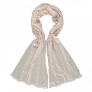Cashmere Long Fray Edge Soft Scarf