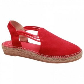 Casual Slip On Espadrille Sandal