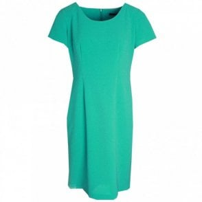 Classic Short Sleeve Shift Dress