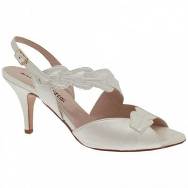 Classic Soft Leather Sling Back Sandal
