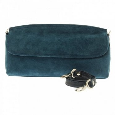 Clutch Bag With Removeable Strap