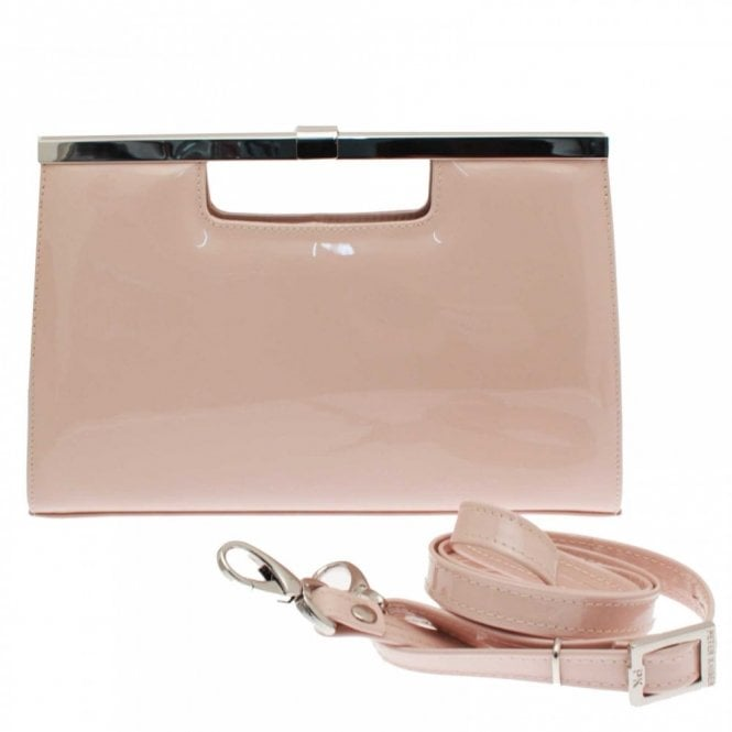 Peter Kaiser Clutch Handbag With Shoulder Strap