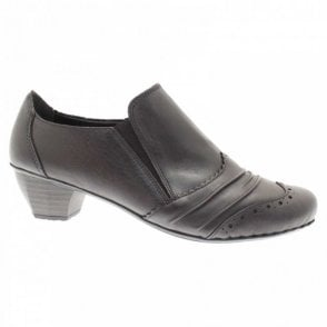 Cristallo High Front Slip On Shoes