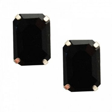 Cube Earrings 12x 14mm