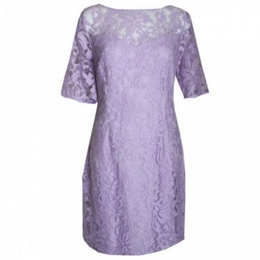 Dara Lace Shift Dress