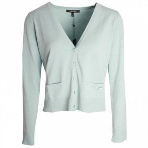 Marie Mero Delicate Knitted Button Cardigan
