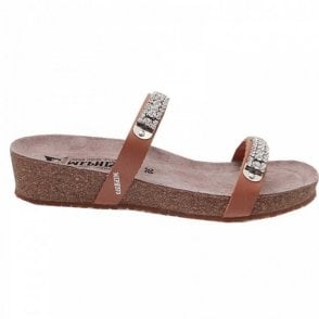 Mephisto Diamante Slip On Sandal