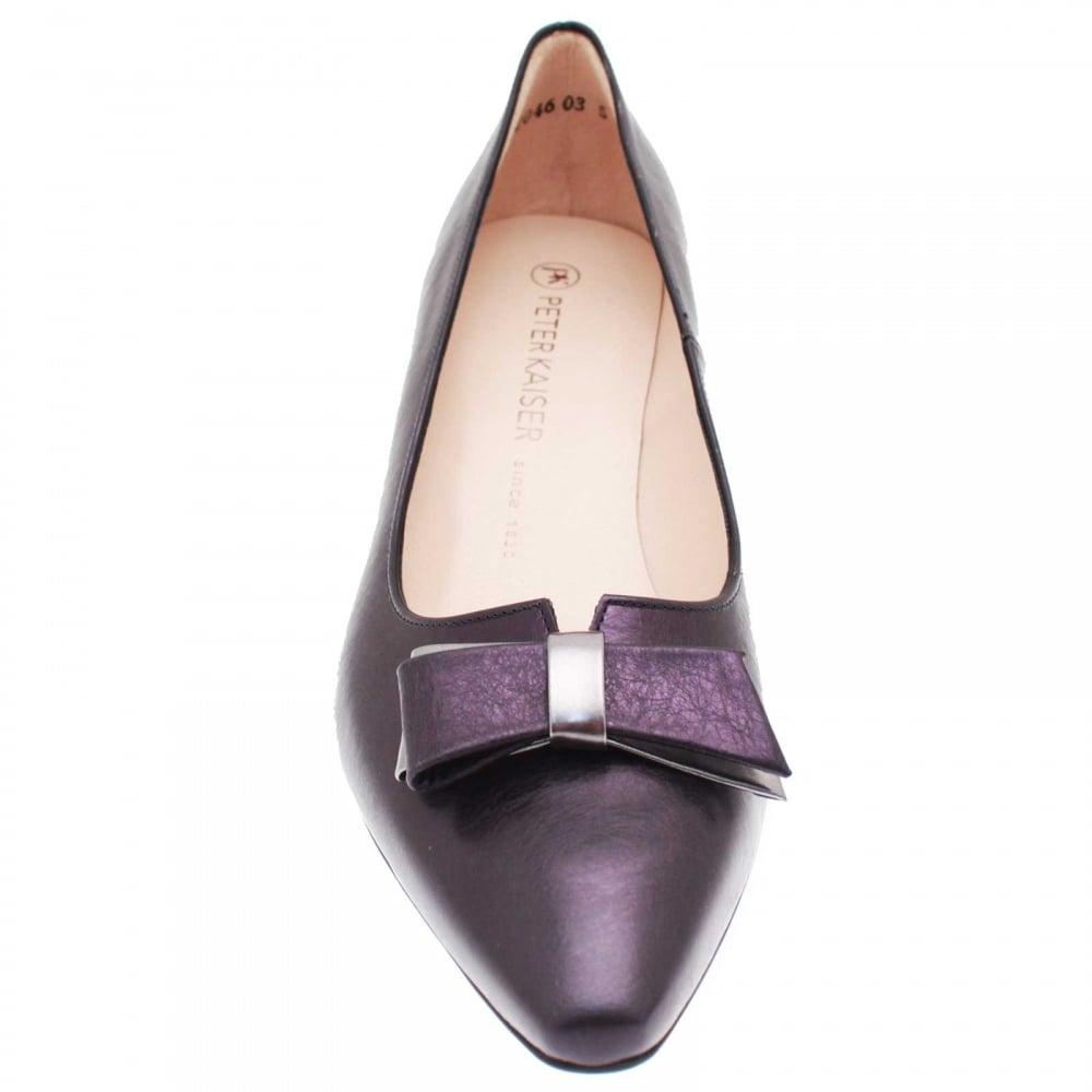 huge discount 8dc8b 1891e Edeltraud Women's Low Heel Court Shoe