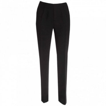 Evening Trousers With Satin Band