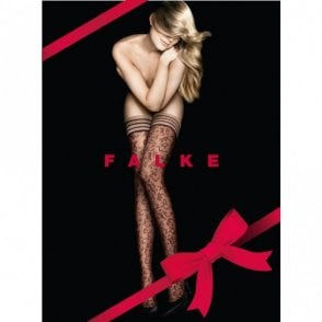 Falke Fancy Patterned Hold Up Tights