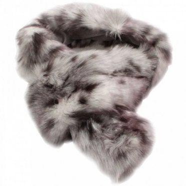 Faux Fur Loop Scarf