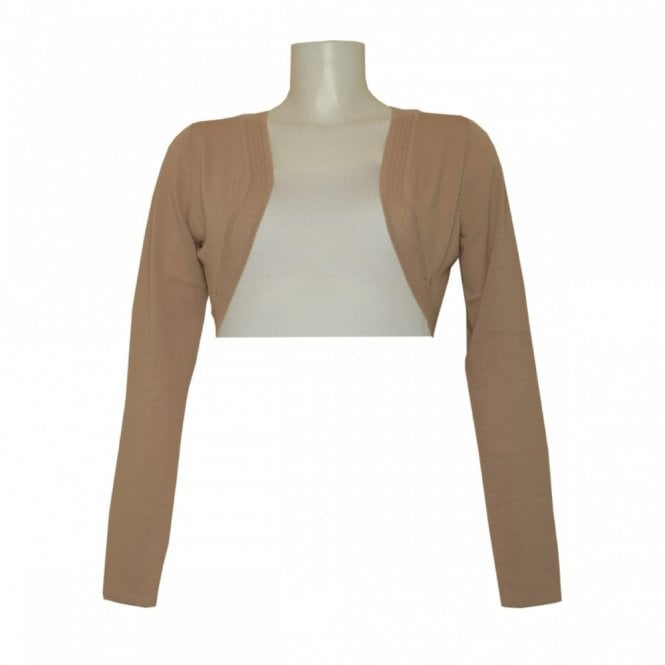 Tuzzi Fine Knit Edge To Edge Bolero
