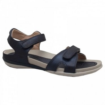 Flat Sandals With Adjustable Straps