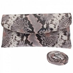 Peter Kaiser Fold Over Clutch Bag With Shoulder Strap