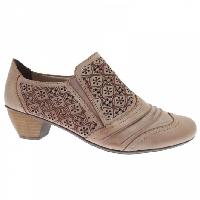Rieker Ganges Low Heel Shoes