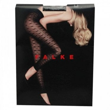 Falke Gathered Circles Leggings
