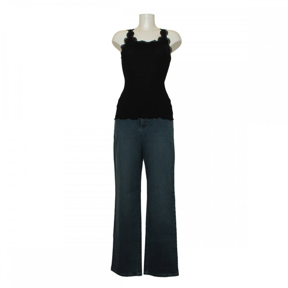 mac jeans gracia denim jean with swarovski detail mac jeans from walk in style uk. Black Bedroom Furniture Sets. Home Design Ideas