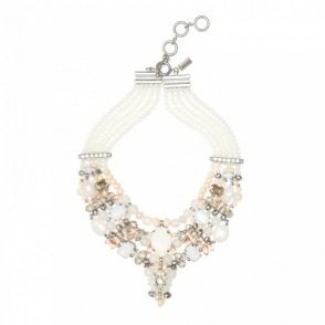 Grazia Statement Jewel Feature Collar