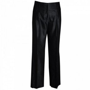 Brax Grey Tweed Plt/pck Trousers