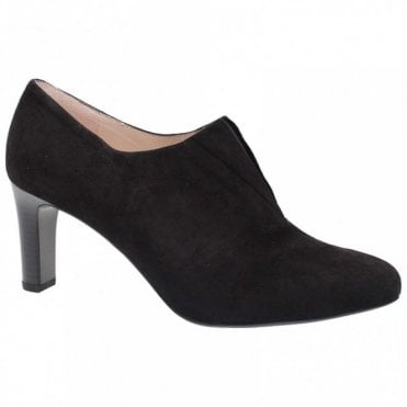 Hanara Slip On High Fronted Court Shoe