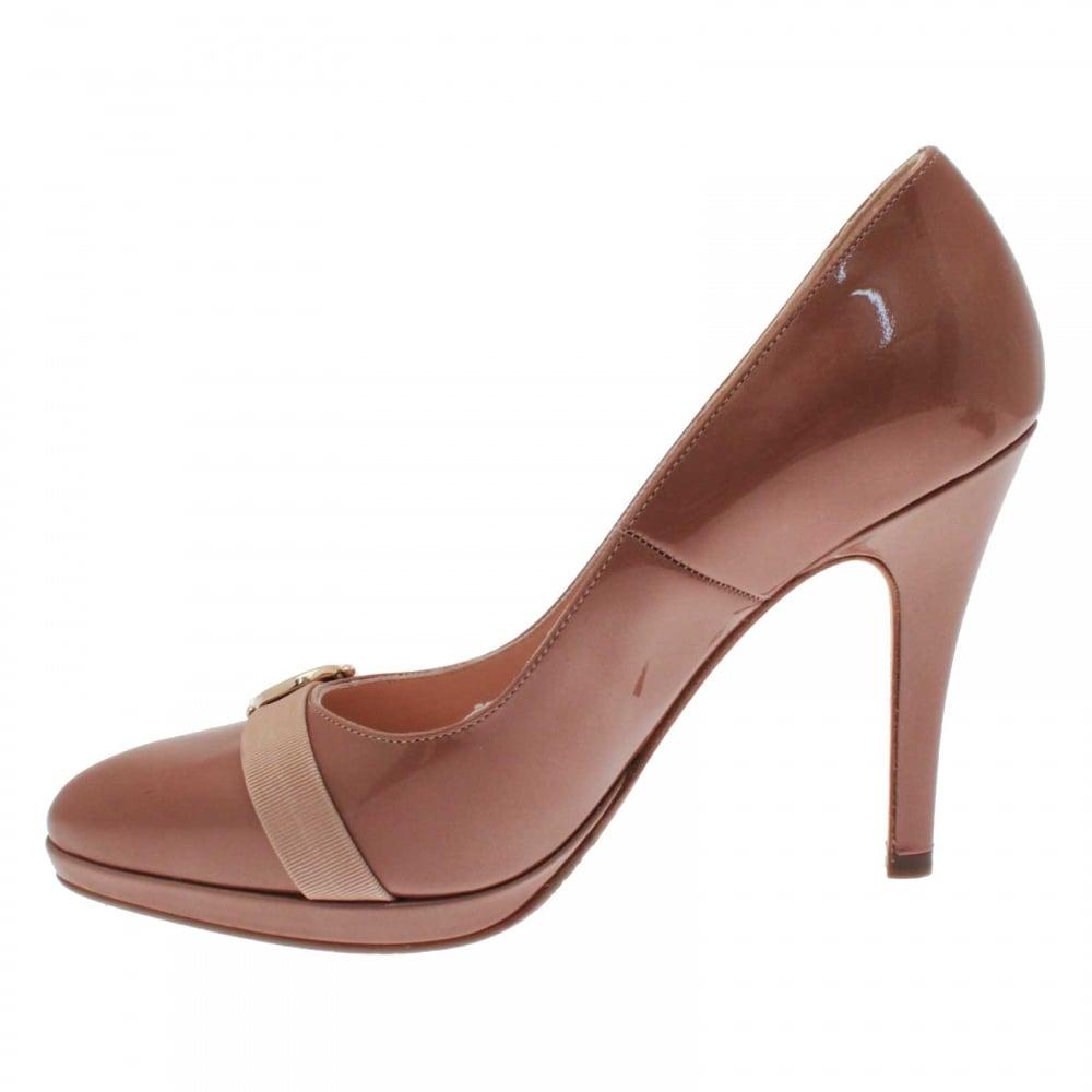 hella platform high heel court shoe by peter kaiser at walk in style. Black Bedroom Furniture Sets. Home Design Ideas