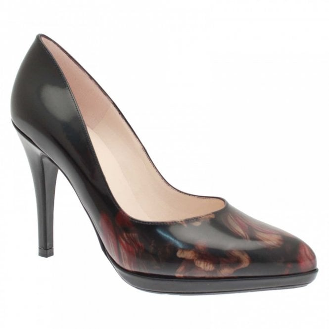 Peter Kaiser Herdi Platform High Heel Court Shoes