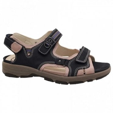 Waldläufer Herki Women's Walking Sandal