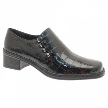 Hertha High Fronted Shoes