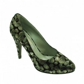 Hidden Platform High Heel Court Shoe