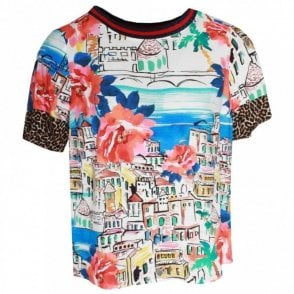 Illustrated Short Sleeve T-shirt