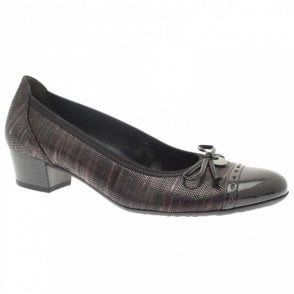 Gabor Islay Low Heel Court Shoe