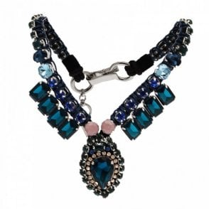 Kasbah Embellished Statement Necklace