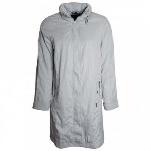 Knee Length Lightweight Raincoat