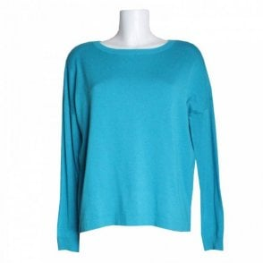 Oui Knit Long Sleeve Jumper