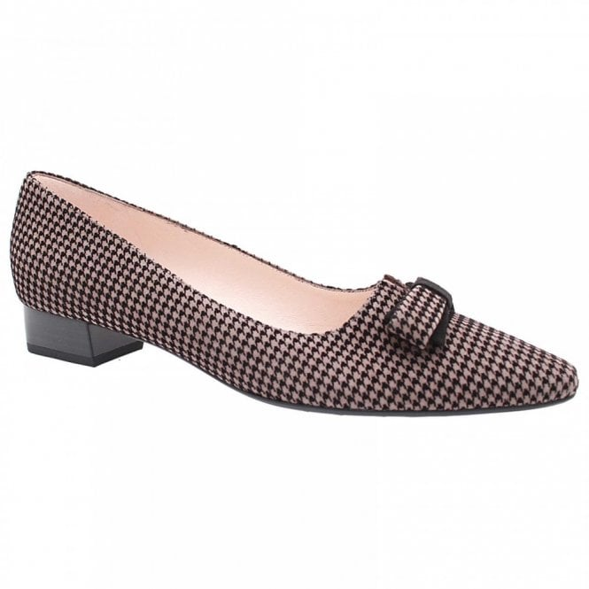 Peter Kaiser Leah Low Heel Court Shoe