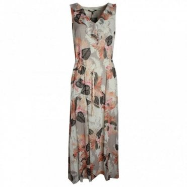 Lightweight Sleeveless Maxi Dress